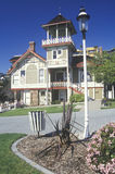 Victorian house in Heritage Square Royalty Free Stock Photography