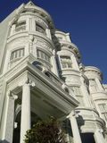 Victorian house in sf Royalty Free Stock Photography