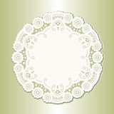 Victorian Lace royalty free illustration