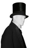 Victorian Male Mannequin Royalty Free Stock Photography
