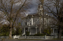 Victorian Mansion Royalty Free Stock Photos