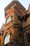 Victorian Mansion Shanghai Film Park Royalty Free Stock Photography