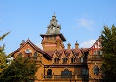 Victorian Mansion Shanghai Film Park Stock Images