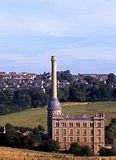 Victorian Mill, Chipping Norton, UK. Stock Images