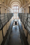 Victorian (nineteenth century) prison at Lincoln castle Royalty Free Stock Photos