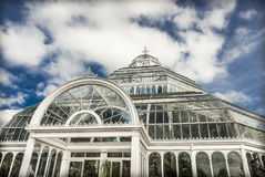 Victorian Palm House Stock Image