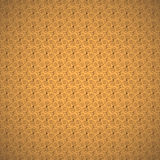 Victorian pattern. On a sand background Royalty Free Stock Photo