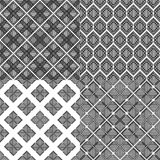 Victorian pattern Royalty Free Stock Photos