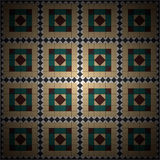 Victorian pattern v.2 Royalty Free Stock Photo