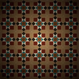 Victorian pattern v.3 Royalty Free Stock Photo