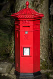 Victorian Pillar Box Stock Photography