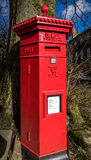 Victorian Pillar Box Stock Images