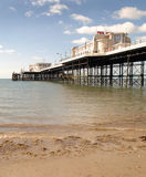 Victorian pleasure pier Royalty Free Stock Photo
