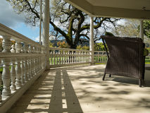 Victorian porch. Inviting porch details, Victorian home stock photos