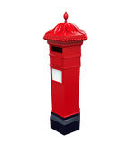 Victorian Post Box Royalty Free Stock Photos
