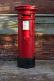 Victorian Post Box Royalty Free Stock Image