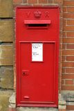 Victorian postbox Royalty Free Stock Photography