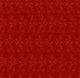 Victorian seamless background. Red victorian retro seamless background Stock Images