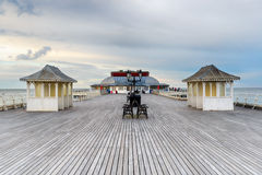 Victorian Seaside Pier Stock Image