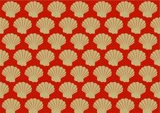 Victorian shell Stock Photo