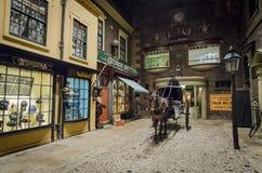Victorian Street Stock Image