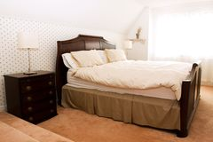 Free Victorian Style Bedroom Royalty Free Stock Photos - 7823488