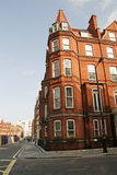 Victorian style buildings.London Royalty Free Stock Photography