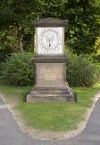 Victorian sundial Stock Photos