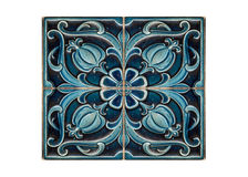 Victorian Tiles Royalty Free Stock Photos