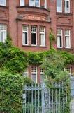 Victorian urban mansion Royalty Free Stock Photo