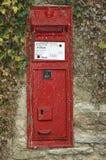 Victorian Wall mounted Post Box Royalty Free Stock Photo