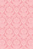 Victorian Wallpaper New Color. A classic victorian wallpaper pattern created in Adobe Illustrator Royalty Free Stock Image