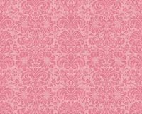 Victorian Wallpaper - Rose Royalty Free Stock Images