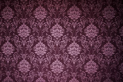 Victorian wallpaper textures royalty free stock images