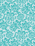 Victorian Wallpaper Vector 2. A classic victorian wallpaper pattern Stock Photo
