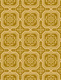 Victorian Wallpaper Vector 3. A victorian wallpaper pattern created in Adobe Illustrator Royalty Free Stock Photos