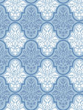 Victorian Wallpaper Vector 4. A victorian wallpaper pattern created in Adobe Illustrator Stock Image