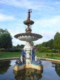 Victorian decorated water fountain Stock Photos