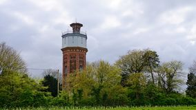 Victorian water tower. Stock Photos