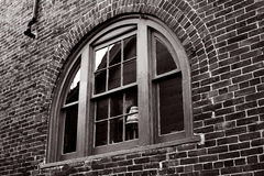 Victorian window Royalty Free Stock Photography