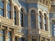 Victorianarkitektur Arkivbilder