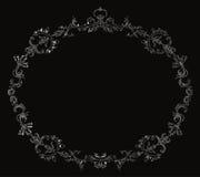Victorianen inramar Royaltyfria Foton
