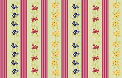 victorianwallpaper stock illustrationer