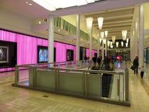 Victorias秘密和购物中心在弗吉尼亚 免版税库存图片