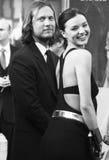 Victorias secret model Miranda Kerr at the red Carpet in New York Stock Image