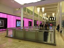Victorias Secret and Shopping Mall in Virginia royalty free stock images