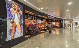 Victoria's Secret store in Naples Airport Royalty Free Stock Images