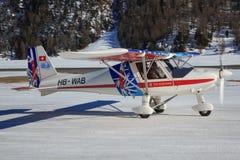 Victorinox Ikarus C 42 B royalty-vrije stock foto