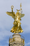 Victory Column Berlin Stock Photos