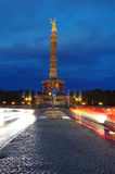 Victory column Stock Photos